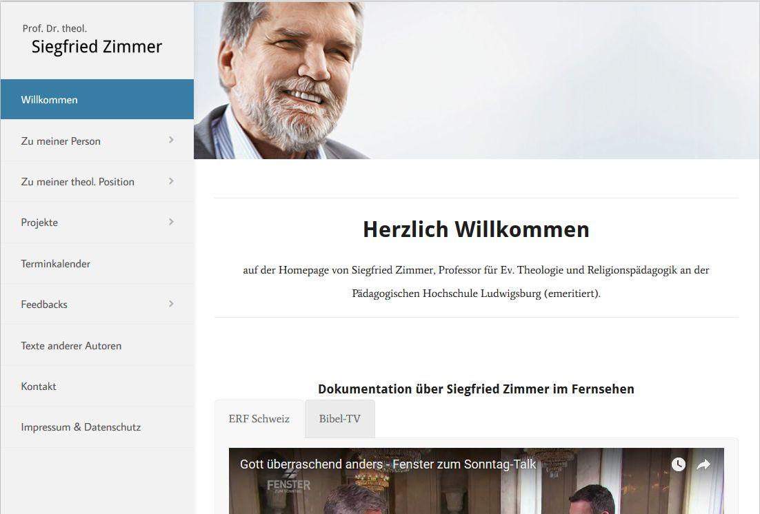 105 Siggi Wehrt Sich M Siegfried Zimmer Hossa Talk