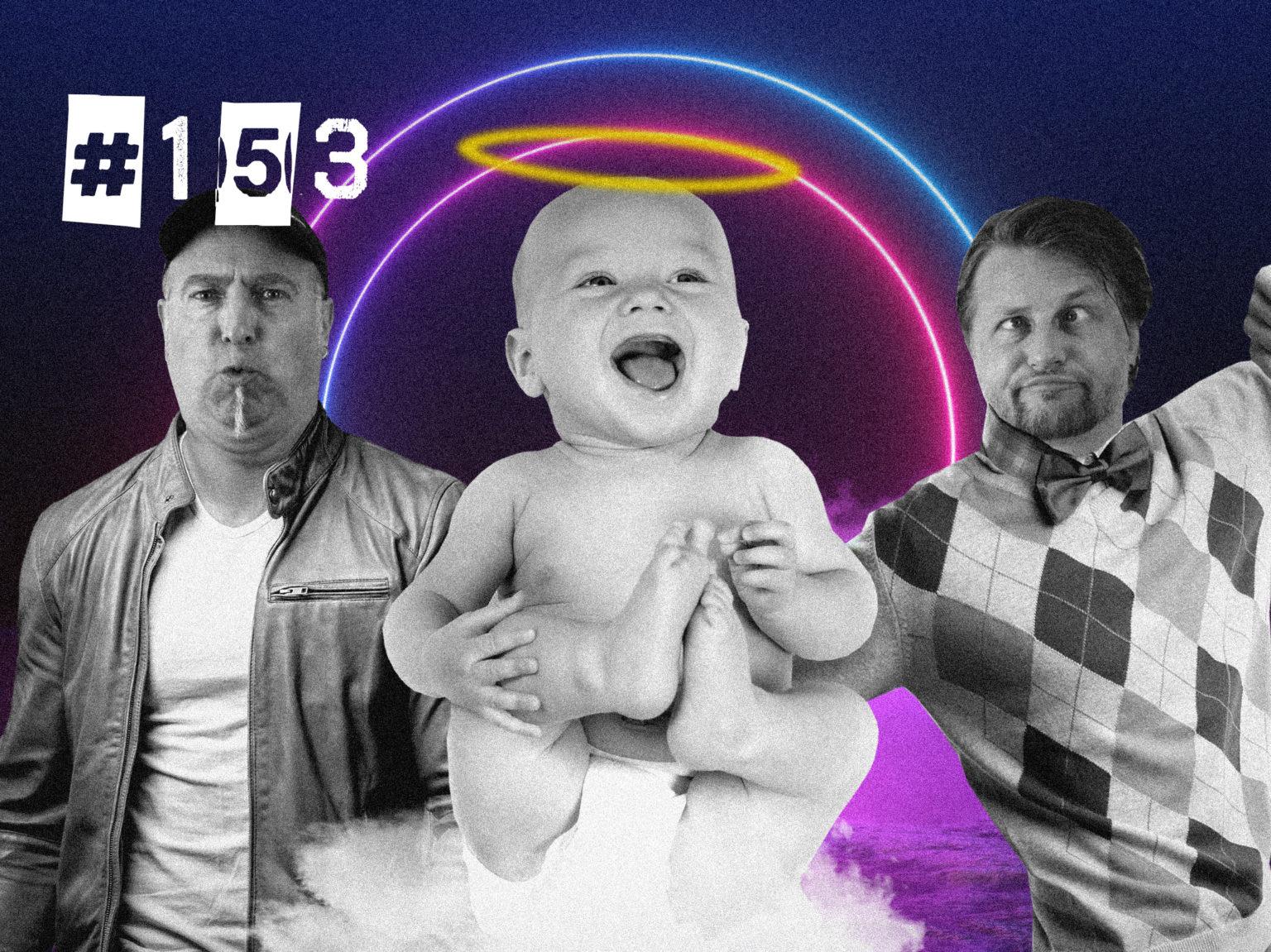 #153 Der Messias trägt Windeln - Hossa Talk